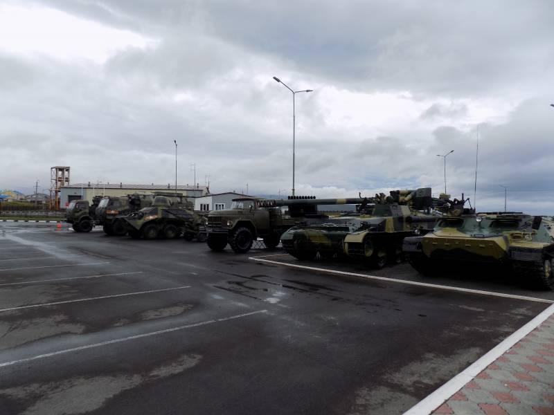 Российское военное присутствие на Курильских островах