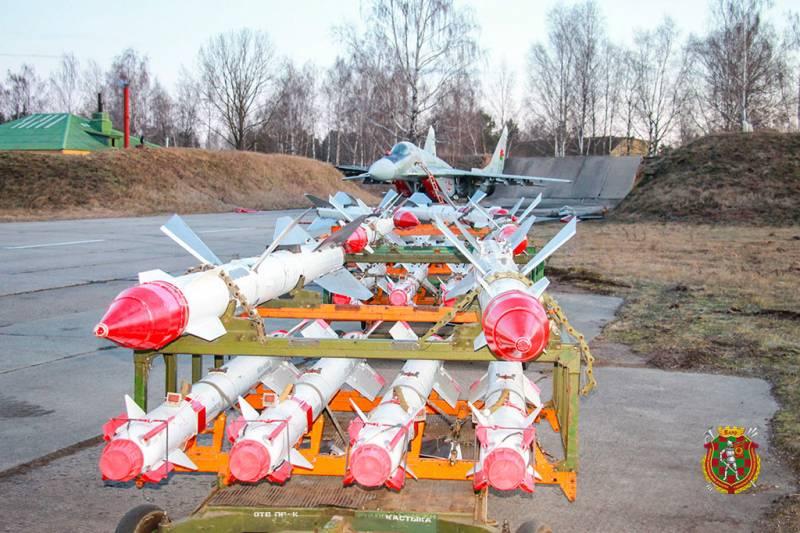 Новые вооружения для Белоруссии и выгоды для России