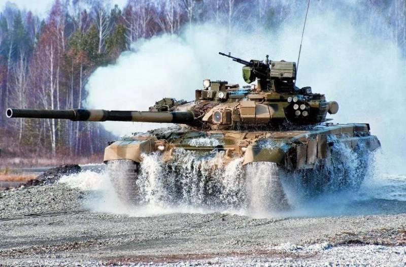 Как рекламируют украинские и российские танки