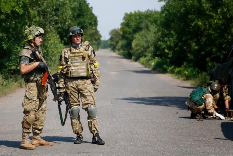 Украина-Югославия: ВСУ не придумали другого сценария для Донбасса