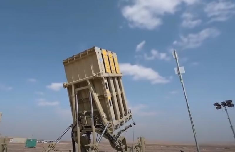 США рассмотрят вариант передачи Украине израильской зенитной системы «Железный купол»