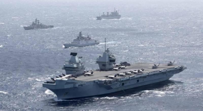 «Нетрадиционная» модернизация флота ждет британский флот