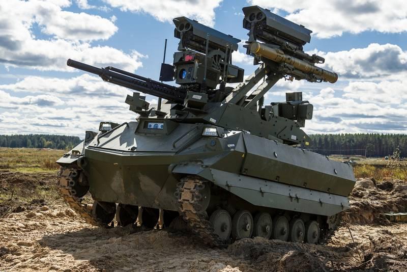Впервые на учениях. Новинки техники и вооружений на «Западе-2021»