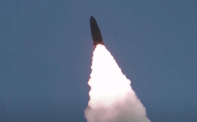 В Северной Корее испытали новый мобильный железнодорожный ракетный комплекс