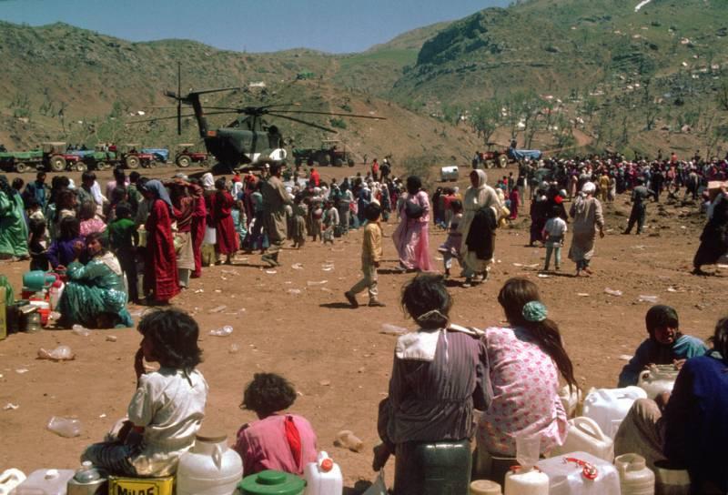 Афганские беженцы: принять нельзя отказаться