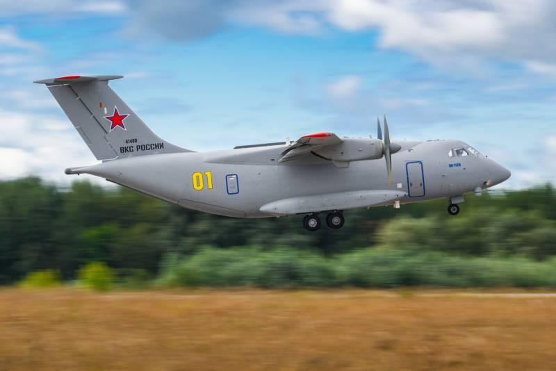 Борисов: Замены двигателя ТВ7-117СТ на импортный на самолётах Ил-112В не будет