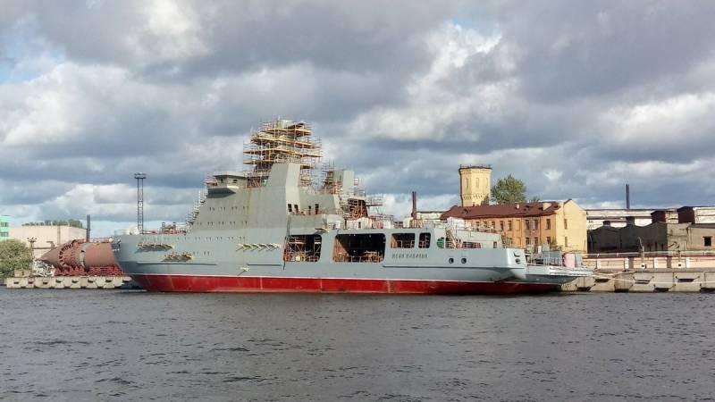 Куда нам двигаться: о развитии отечественного ВМФ