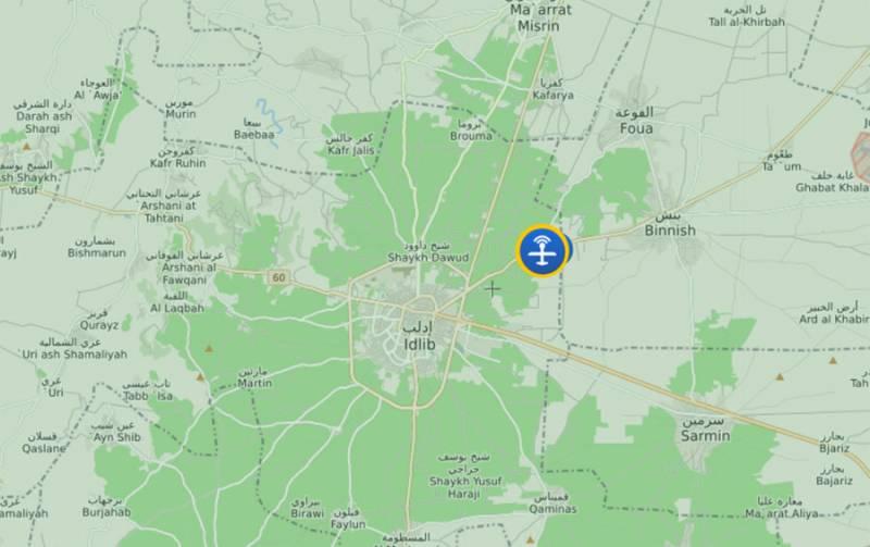 Американски дрон удари част от сирийската територия, контролирана от турските сили