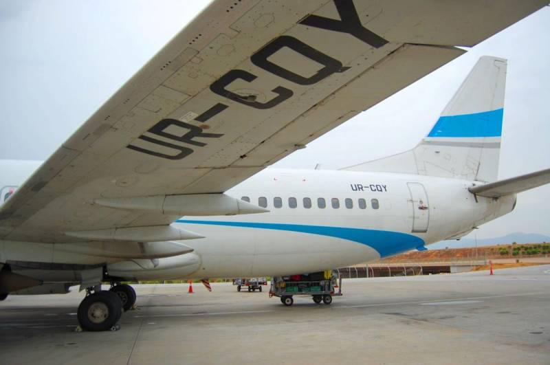 На Украине заявили о новой отправке эвакуационного самолёта в Кабул