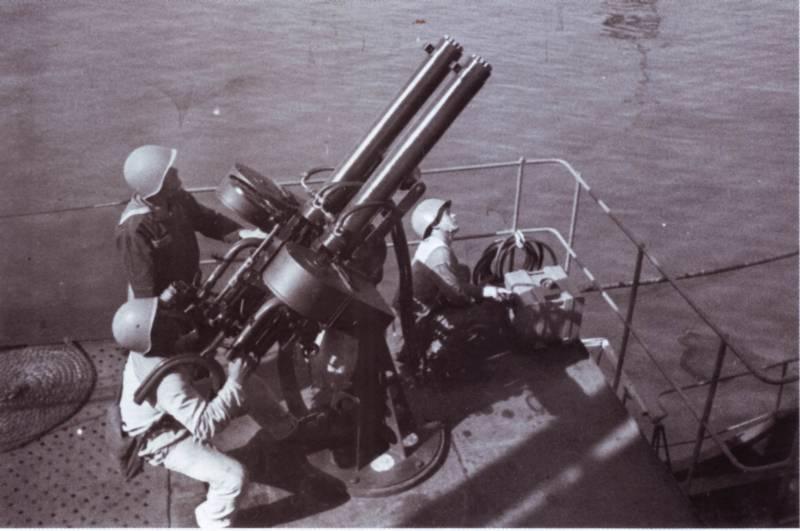 Негр, авианосец и BLM