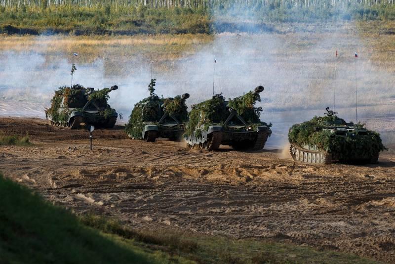 Китайское Sohu: Учения «Запад-2021» показали, что основу российской армии пока составляет оружие советской разработки