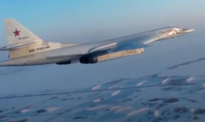 В прессе США разбираются, является ли советский бомбардировщик Ту-160 копией американского B-1