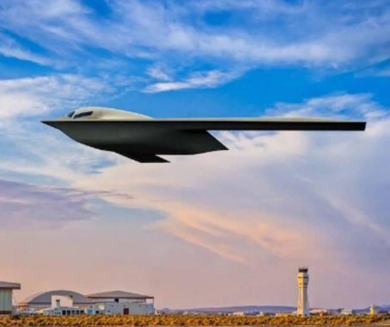 В прессе США строящиеся стелс-бомбардировщики B-21 Raider назвали «уничтожителями» российских ЗРК С-500