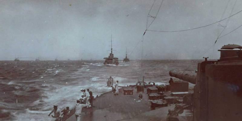 О точности русских кораблей в Цусиме и японских – при Шантунге