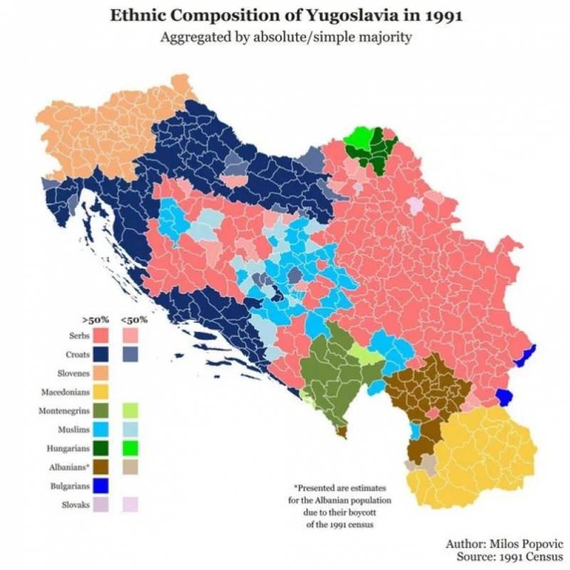 Война в Югославии: кому досталось «Старое ружьё»