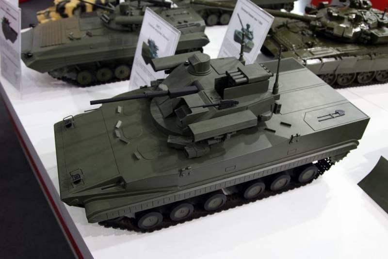 Боевая машина Б-19, ее преимущества и перспективы