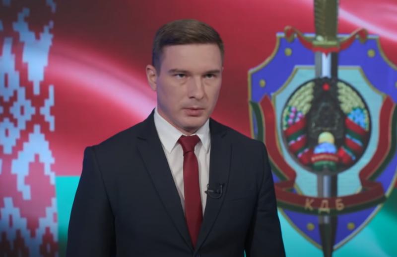 КГБ Белоруссии задержал подозреваемого, готовящего покушение на белорусские власти
