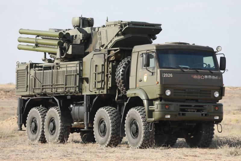 Российская армия против легких беспилотников