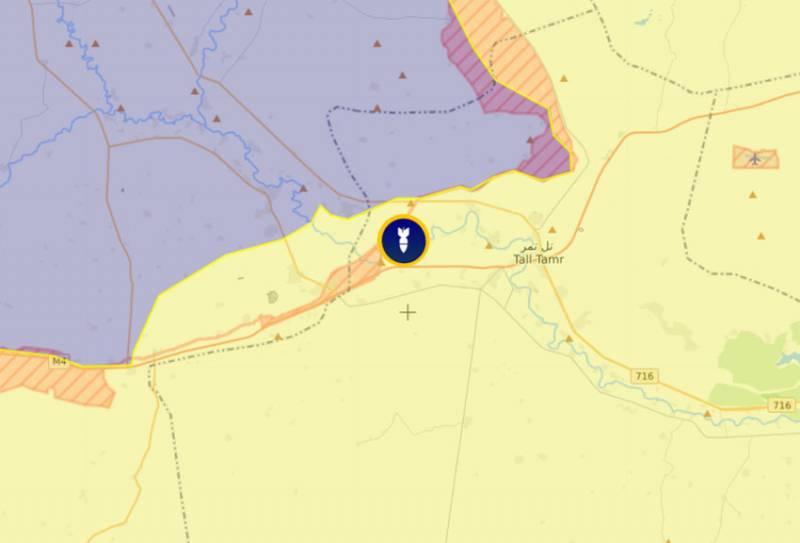 Протурски бойци настъпват в  провинция Рака с подкрепата на турската артилерия