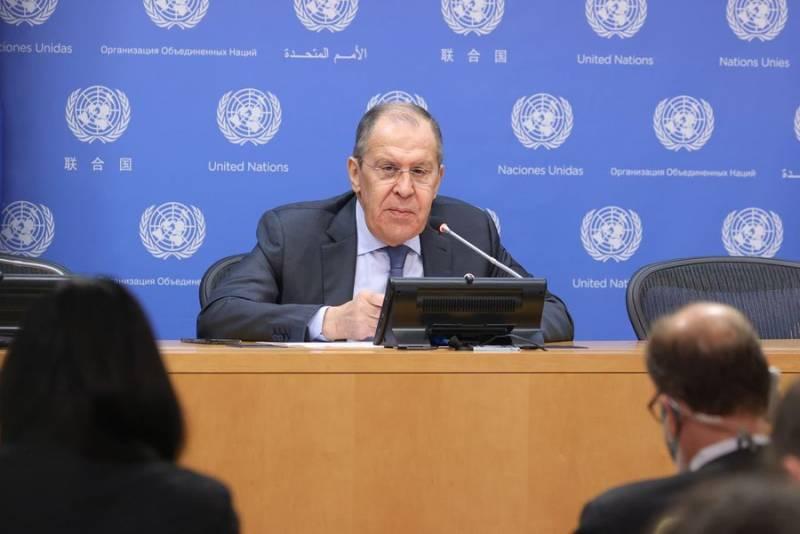 Лавров опроверг обвинения Франции в размещении российской ЧВК «Вагнера» в Мали