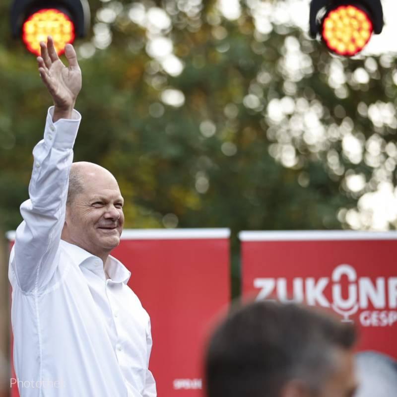 Партия Меркель проигрывает выборы в Германии: предварительные данные об итогах голосования
