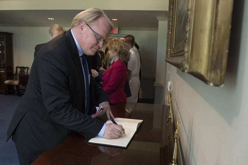 Главе Минобороны Швеции пришлось отвечать на вопрос, готова ли шведская армия воевать за другие страны