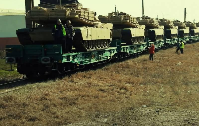 Польский депутат Европарламента задаётся вопросом, кого Польша собралась «запугать» танками «Абрамс»