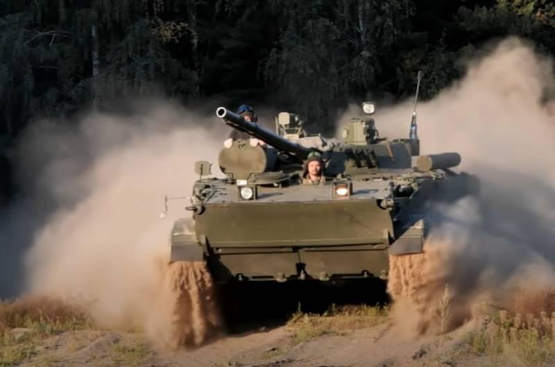 БМП-3: отечественная бронетехника с обширной географией