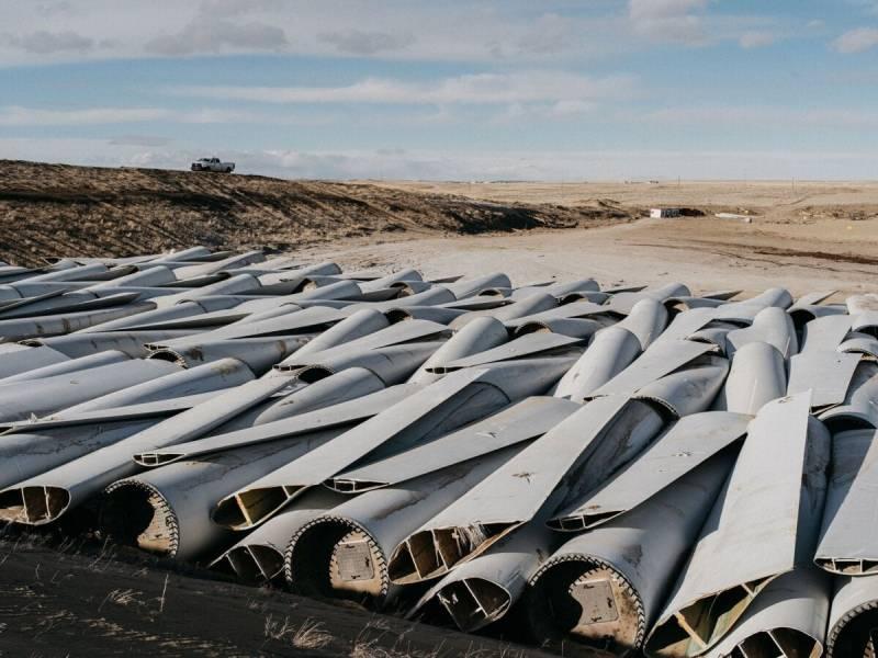Литий-ионный коллапс и захороненные лопасти: темная сторона чистой энергетики