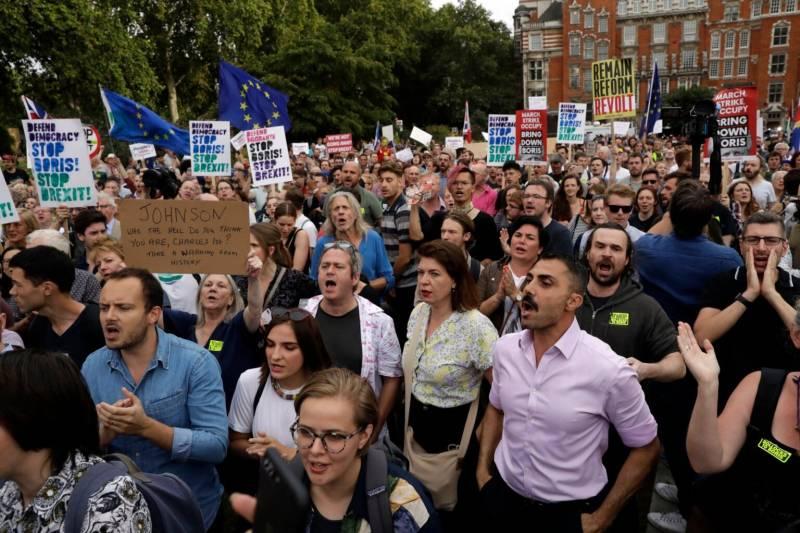 Плач Британии: газовый голод грозит катастрофой
