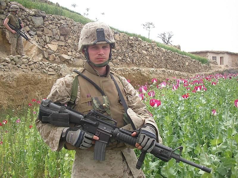 Pourquoi les États-Unis ont-ils envahi l'Afghanistan