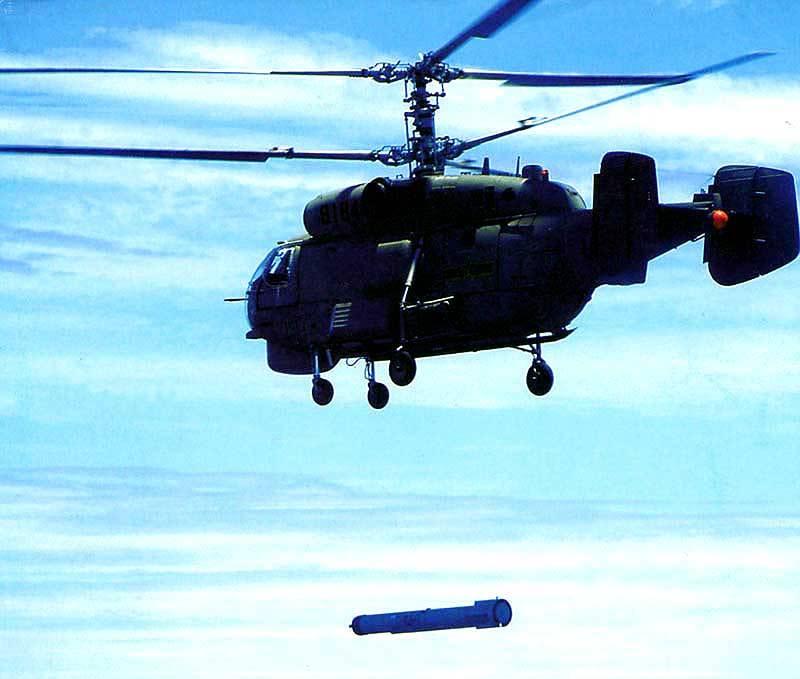 Авиационная противолодочная ракета АПР-3МЭ «Гриф» и ее коммерческие перспективы