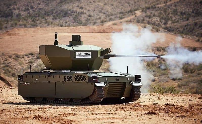 Проект EMAV. Многоцелевой робот для Корпуса морской пехоты США