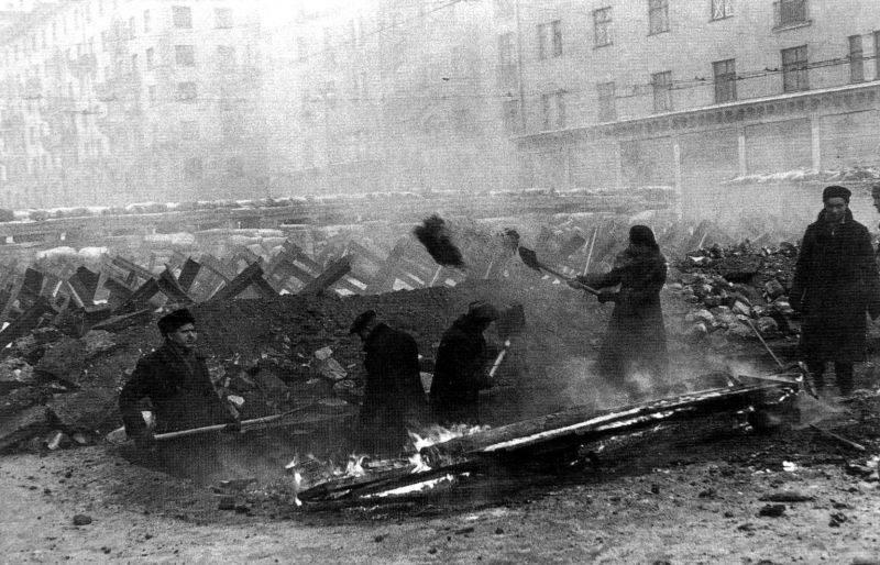 कभी हार मत मानो! मास्को दहशत 15-16 अक्टूबर, 1941
