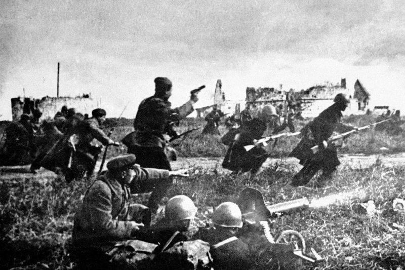 «Не отдадим врагу советской Одессы!»