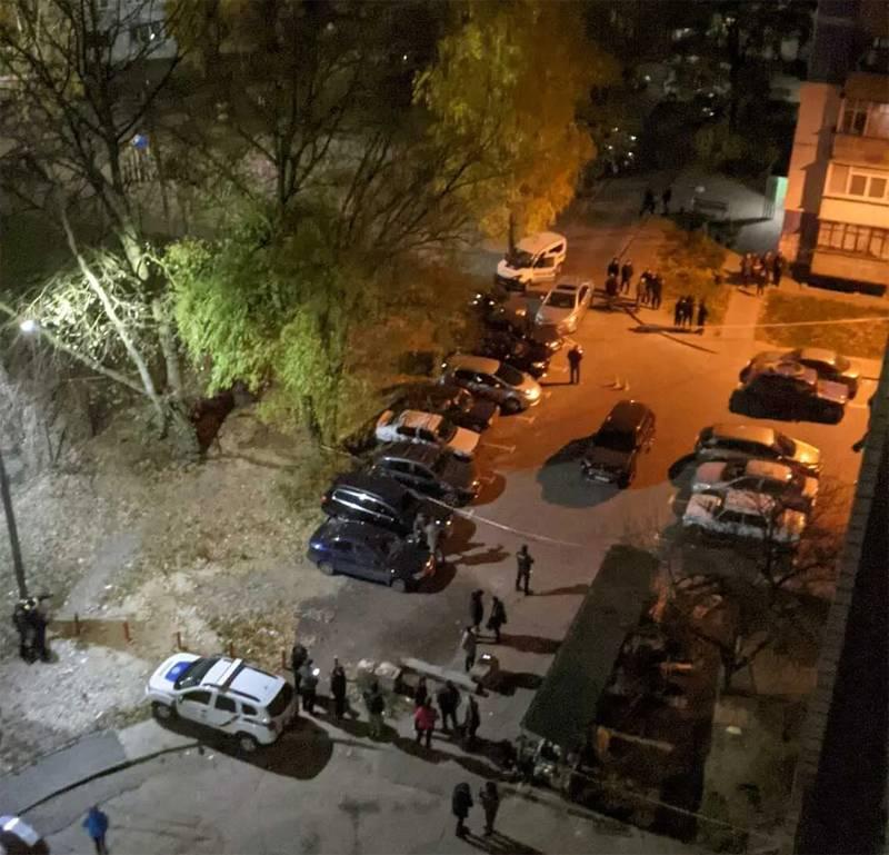 В украинских Сумах устранён местный главарь