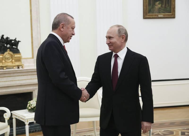 Пресса Турции: После встречи Эрдогана и Путина турецкая армия может передать трассу M4 под полный контроль САА