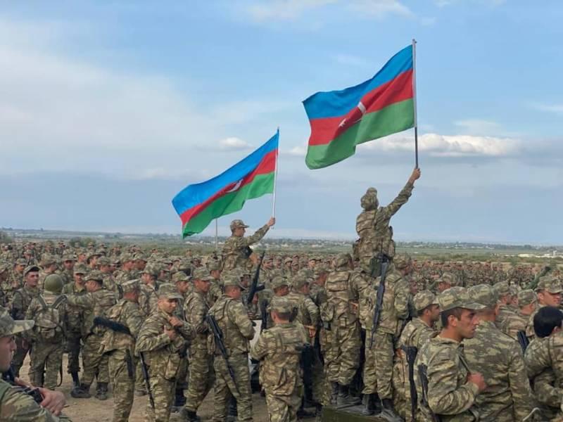 Обмен учениями: виток напряженности между Баку и Тегераном