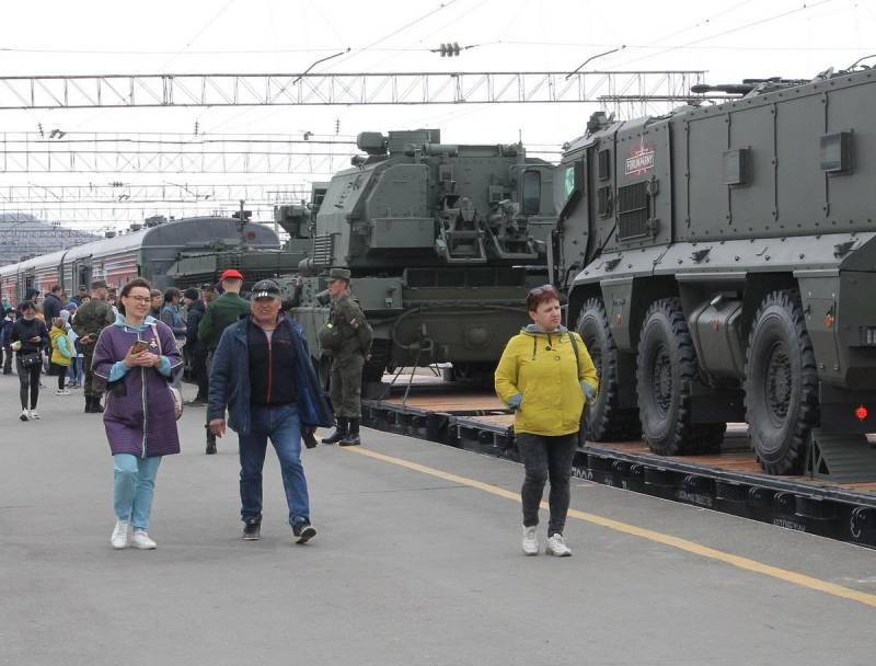 Поезд воинской славы из России объединил потомков героев борьбы с нацизмом