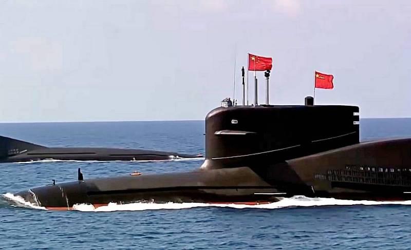 Китай скрывает количество новейших стратегических АПЛ, меняя их идентификационные номера