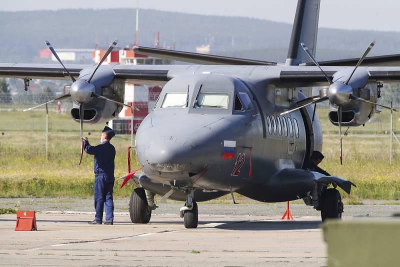 Многоцелевой самолет Let L-410. Первые полвека в эксплуатации
