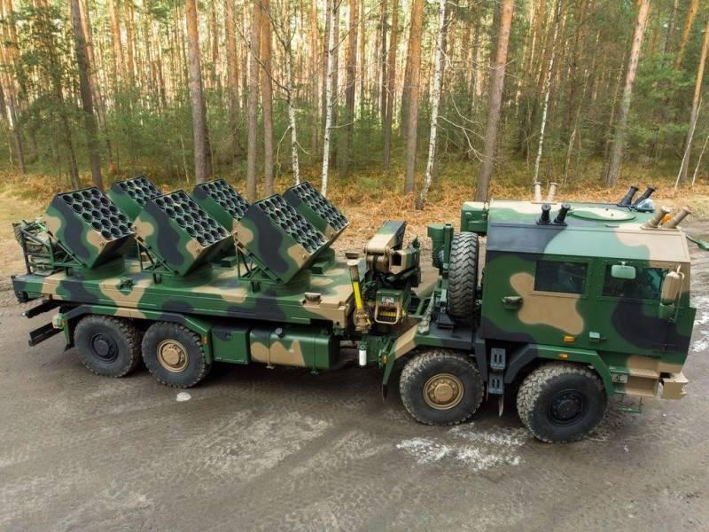 «Парализует бронетанковые силы противника»: польские военные стремятся как можно быстрее получить аналог российского «Земледелия»