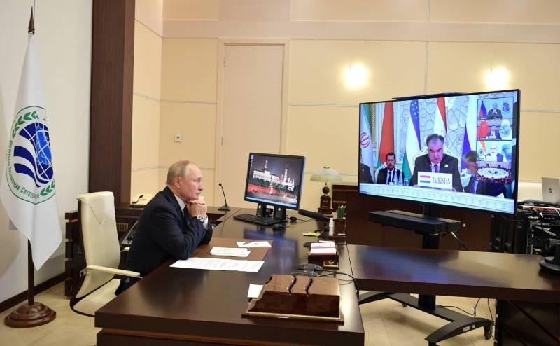 Японская пресса: У Путина есть план по объединению ряда держав Евразии