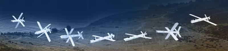 Самоходный комплекс с барражирующими боеприпасами OPF-M для КМП США