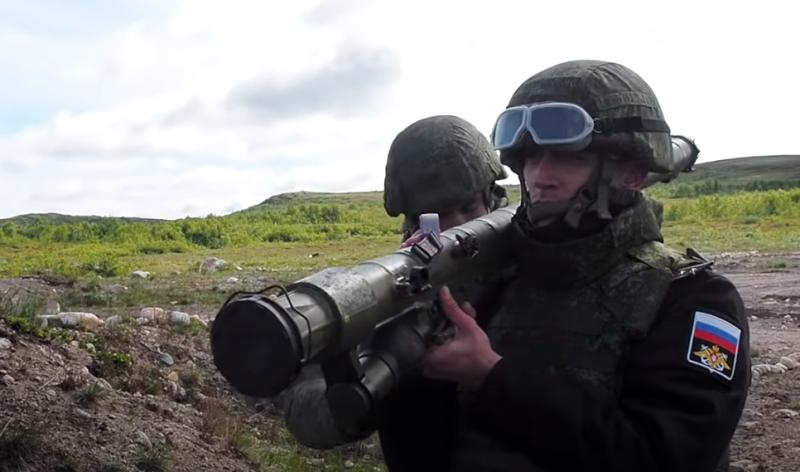 Перспективный дальнобойный ПЗРК расширит возможности армейской ПВО России