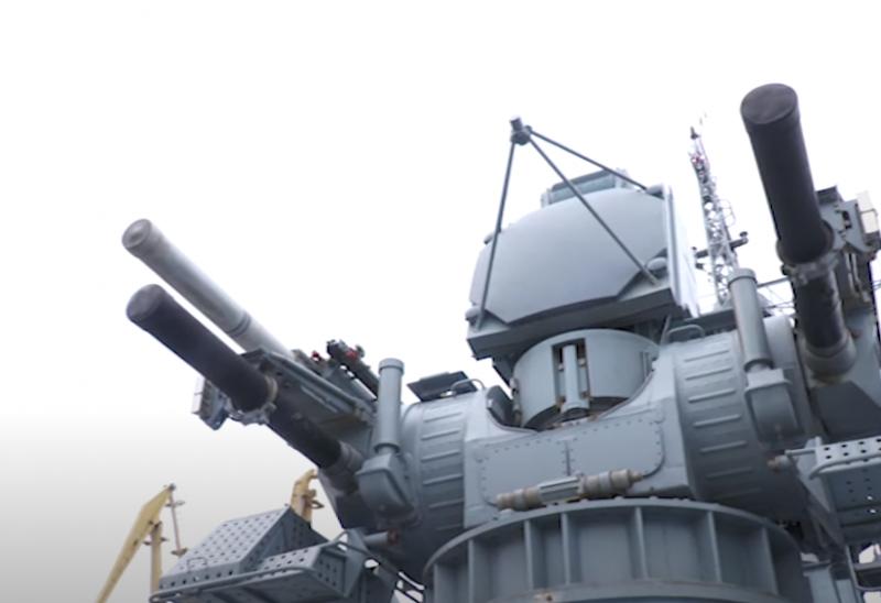 Корабельный ЗРПК «Панцирь-М» подтвердил способность отражать массированные воздушные удары