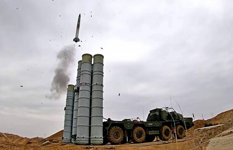 Турция намерена разработать собственный аналог российской ЗРС С-400
