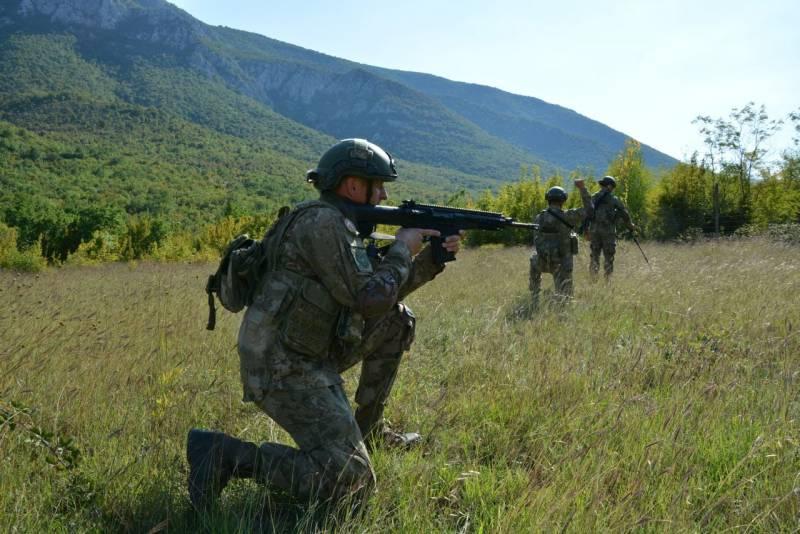 Анкара выступает с обвинениями в адрес РФ и США, угрожая сирийским курдам военной операцией