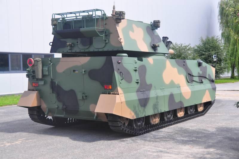 Польский самоходный миномёт M120G Rak получил новое шасси