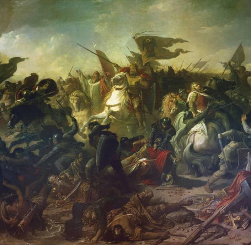 Битва на реке Лех, или как были остановлены мадьяры